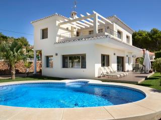 Modern villa in Calpe for 8 persons - Calpe vacation rentals