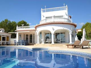 Villa With Private Pool, Sea Views For 8 Persons - Calpe vacation rentals