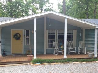 Lake Gaston water front 5 bed home w private dock - Henrico vacation rentals