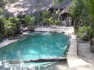 Hospedaje en la Selva de Tulum: Cabaña Osh - Tulum vacation rentals