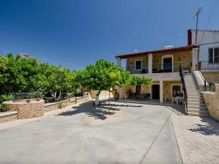 Sklavaki Apartments! Stonebuilt, spacious yard! - Melidoni vacation rentals