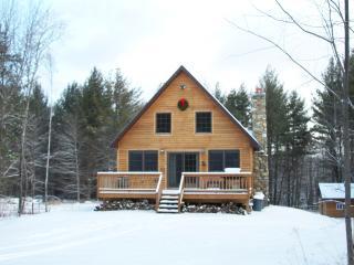 Jack's Jay peak Ski chalet - Jay vacation rentals