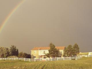 Wild Skies Ranch-Multi bedrooms I-25-5min. - Larkspur vacation rentals