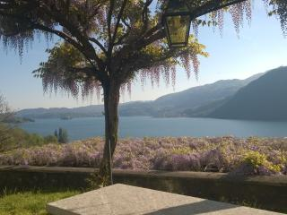 Villa L'Antica Colonia on Lake Orta: cottage for 4 people - Pettenasco vacation rentals