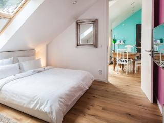 Serviced Penthouse Apartment 4 - Wiesbaden vacation rentals