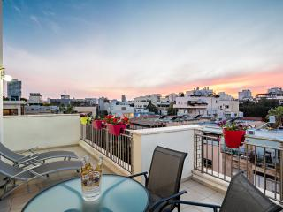 Inner City Mini Penthouse - clock house project - Jaffa vacation rentals