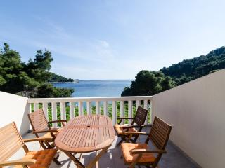 Amazing sea view-balcony-Saplunara - Saplunara vacation rentals