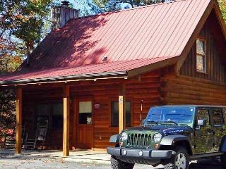 Just For Two-Gatlinburg Log Cabin - Gatlinburg vacation rentals