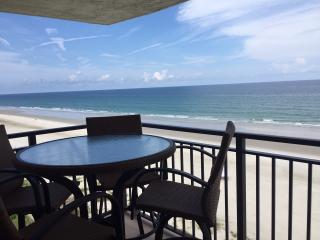 Huge Oceanfront Penthouse 3/2 Private Top Floor - Ponce Inlet vacation rentals