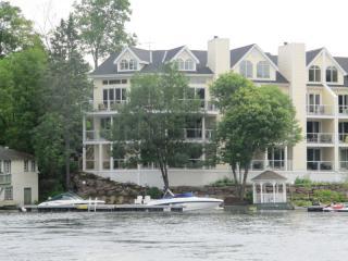Luxury 2 Bedroom Waterfront Condo - Port Carling vacation rentals