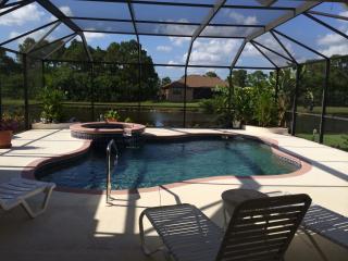 Gorgeous Picasso Style Rotonda Villa - Rotonda West vacation rentals