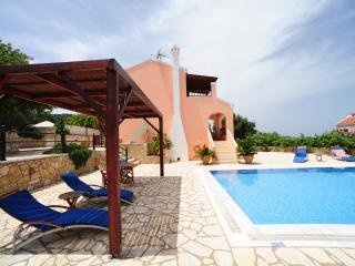 Luxury Villa with Private Pool and Sea View - Gaios vacation rentals
