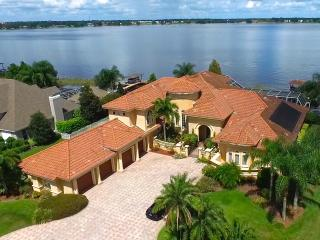 Waterfront mansion for long term rental - Winter Haven vacation rentals