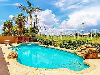 Luxury Villa on the Green with Heated Pool and Spa - Glendale vacation rentals