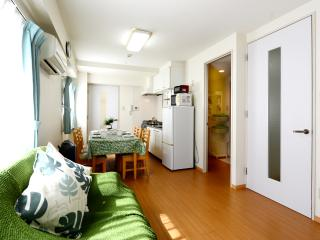 Big and Bright 2BR, 5 min from Shinjuku Station. - Nakano vacation rentals