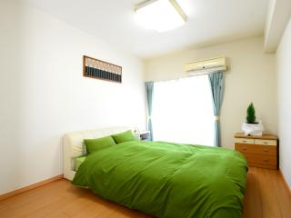 Big & Bright 2BR, 5 min from Shinjuku Station. 2F - Nakano vacation rentals