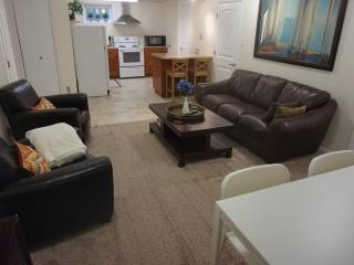 2BD Basement Suite in Ideal Location!!! - Edmonton vacation rentals