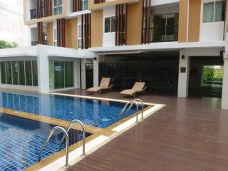 1 Double bedroom Apartment with swimming pool - Udon Thani vacation rentals