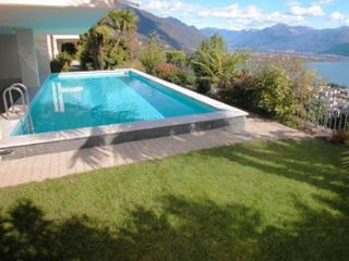 Orselina moderne Ferienwohnung mit Poolbenutzung - Orselina vacation rentals