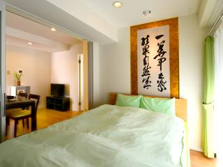 Modern and Zen 2BR, 5 min from Shinjuku Station - Nakano vacation rentals
