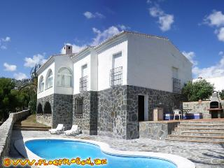 Villa Monte de los Almendros *** heated pool *** - Salobrena vacation rentals