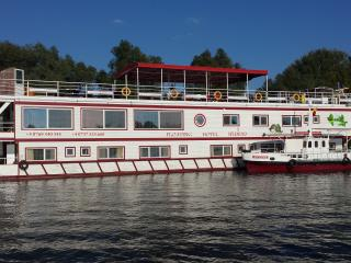 Nice Houseboat with Housekeeping Included and Television - Tulcea vacation rentals