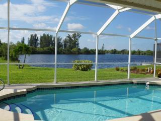 Villa Starfish Lake your Florida dream Vacation - Cape Coral vacation rentals