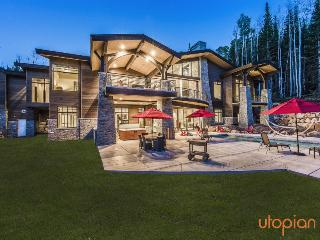 Alpine Sanctuary Colony Mountain Estate with Ski-I - Canyons vacation rentals