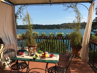 Lake side apartment in a nobel antique palazzo - Salò vacation rentals