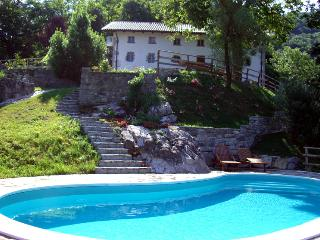 Villa Bella - A Hidden Gem of Luxury - Pool, Sauna - Most na Soci vacation rentals