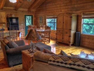 Cypress Banks Luxury Log Cabins On The Frio River - Leakey vacation rentals