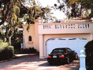Private Tiburon Home with San Francisco Bay View - Tiburon vacation rentals