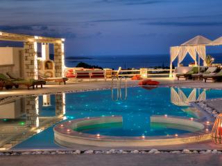 Blue mare Villas-Villa Vrachos - Naoussa vacation rentals