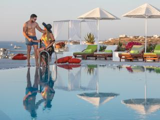 Blue mare Villas-Villa Almira - Naoussa vacation rentals