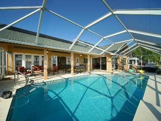 Villa Thunderbird View Lakefront Gulf Access sleeps 8!! - Cape Coral vacation rentals