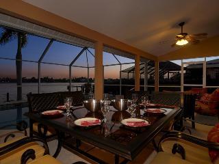 Villa Thunderbird View Lakefront Gulf Access Rates ~ Start $108 Nt. - Cape Coral vacation rentals