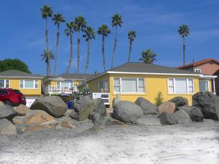 Ocean Front on the Strand - Steps to the Sands - Oceanside vacation rentals