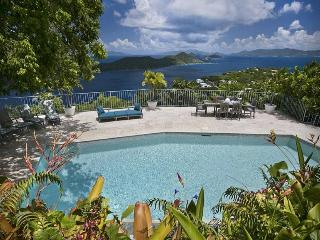 Indochine - St Thomas, Close to Magens Bay, Gated, Private Pool - Magens Bay vacation rentals