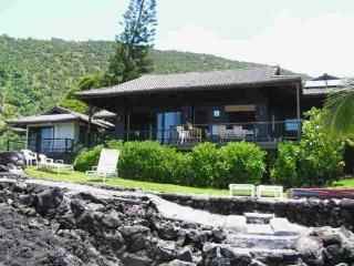 Hale Naia- Kayaks, OCEANFRONT, Best Snorkeling!! - Captain Cook vacation rentals