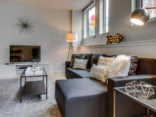 Dog-friendly condo with a shared roof deck, walk to the Space Needle! - Seattle vacation rentals