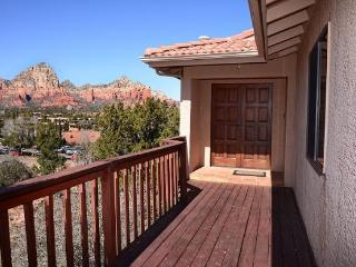 Comfortable, well maintained, two story home with Spectacular Views BRINS - MESA - S003 - West Sedona vacation rentals