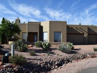 Beautiful Home in the Chapel area with an Observation Deck that has Red Rock Views and a private pool! INDIAN - S055 - Village of Oak Creek vacation rentals