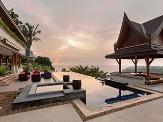 Surin Villa 4198 - 7 Beds - Phuket - Image 1 - Surin - rentals