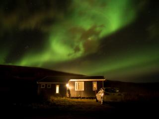 Peaceful cosy cabin with amazing view - Akureyri vacation rentals