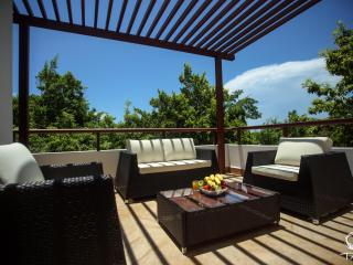 Summer Splash Sale! Elegant Penthouse w/Amazing View in Tropical Mayan Riviera - Akumal vacation rentals