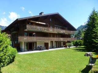Perfect 3 bedroom Wilderswil Apartment with Internet Access - Wilderswil vacation rentals