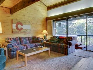 Spacious family townhome for 10 with summer pool! - Steamboat Springs vacation rentals