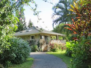 Private Romantic Ocean Vu Cottage, K-Bed, HoTTub - Haiku vacation rentals