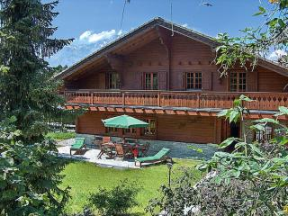 Cozy Cabin Villa with Indoor Swimming Pool - Villa Etang - Nendaz vacation rentals