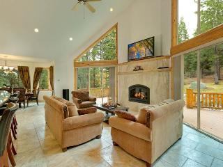 Luxury Home in Meyers Backing up to Golf Course (MY74) - South Lake Tahoe vacation rentals